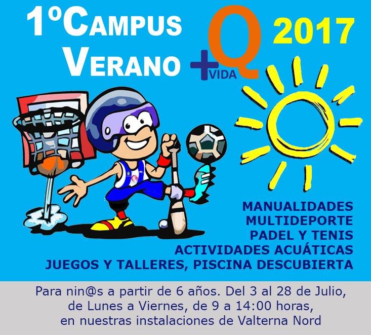Campus Verano 2017 Noticia