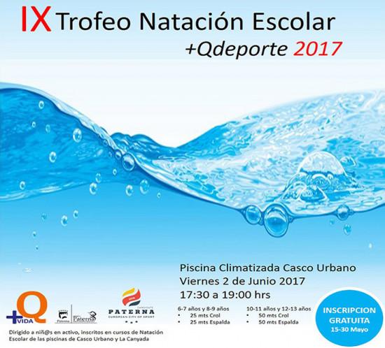 Trofeo Natacion Escolar Noticia550