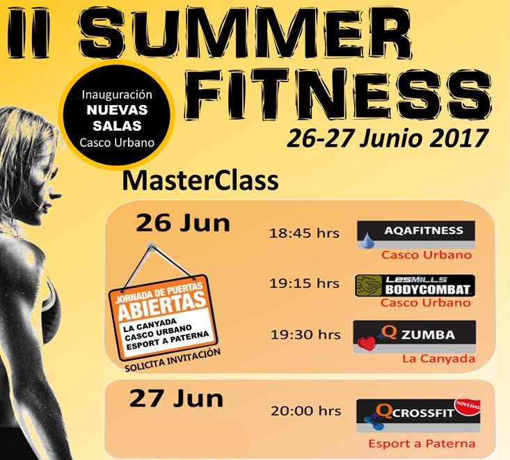 II Summer Fitness Noticia