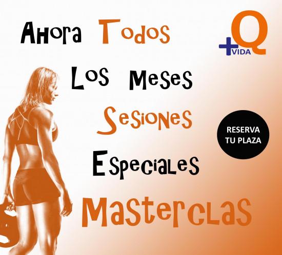 Sesiones Especiales Masterclas