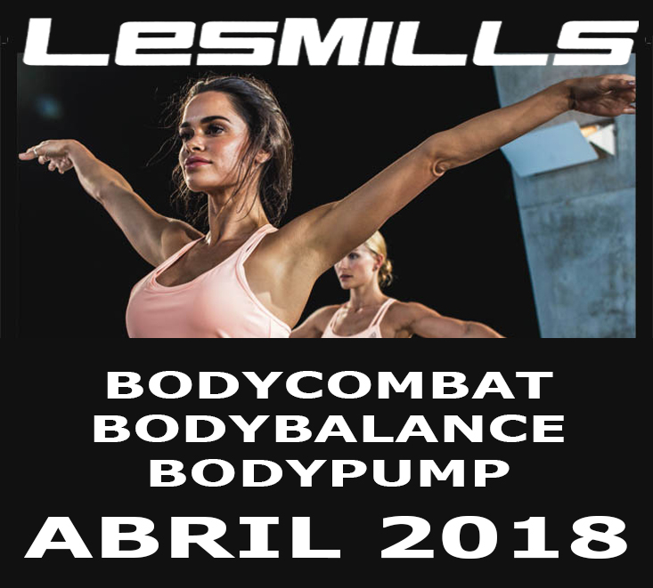 Lesmills Abril