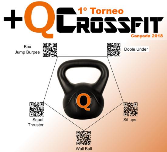 Noticia Torneo Crossfit La cañada